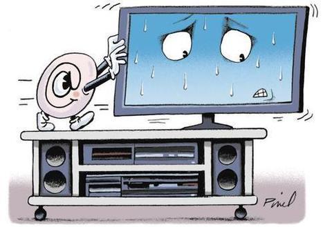 Télévision: chronique d'unemort annoncée | Actu et veille médias | Scoop.it