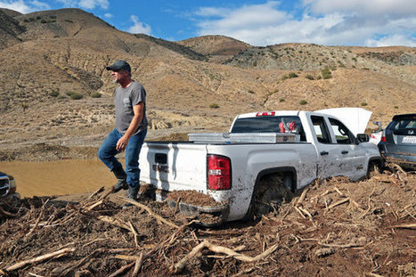 'A Wall of Mud' in California, and Warnings to Heed El Niño | Geography at BM | Scoop.it