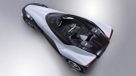 Nissan's BladeGlider Concept Car   Heron   Scoop.it