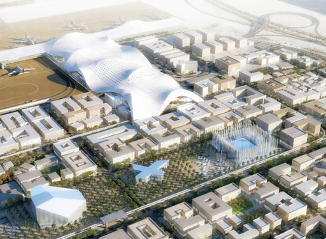 OMA chosen to masterplan airport city for HIA in qatar | The Architecture of the City | Scoop.it
