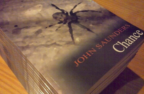 Poetry review: Chance by John Saunders | The Irish Literary Times | Scoop.it