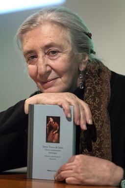 Clara Janés, décima mujer académica de la Lengua en 300 años de la RAE | translation | Scoop.it