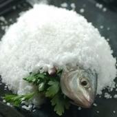 Salt101.com - Science of Salt Roasting | Foodservice Chatter | Scoop.it
