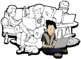 CommitStrip - The coders' life blog | Information Technology | Scoop.it