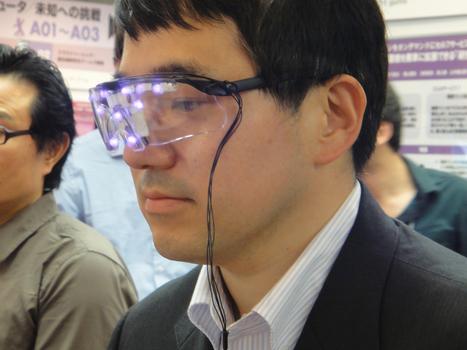 Des lunettes pour empêcher la reconnaissance faciale - Clubic | Les lunettes à réalité augmentée | Scoop.it