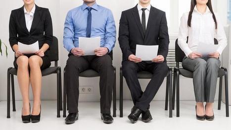 Les réseaux sociaux montent en puissance dans le recrutement des cadres | Recrutement et RH 2.0 l'Information | Scoop.it