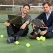 Introducing the quantified tennis court - e-Learning Feeds | lIASIng | Scoop.it