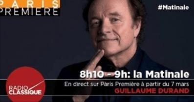 La matinale de Radio Classique en simultané sur Paris Première | Radioscope | Scoop.it