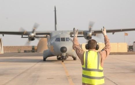 Spanish Air Force Achieves 7,000 Flying Hours with Operation Atalanta | Eunavfor | ESPAÑA: seguridad, defensa y amenazas | Scoop.it