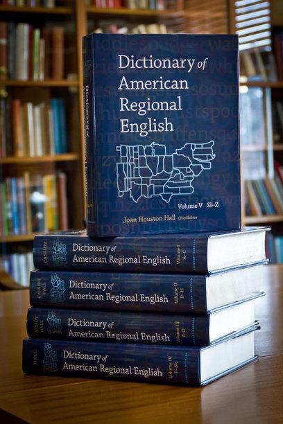 Dictionary of American Regional English Faces Shutdown   The New York Times   Kiosque du monde : Amériques   Scoop.it