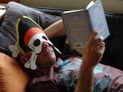 Piratage et ebooks : faire parler les chiffres | Lettres Numériques | Education & Numérique | Scoop.it