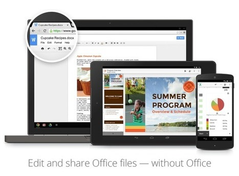 Google finally has a true Office competitor for mobile | PUHELINVAIHDE | Scoop.it