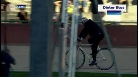 VIDEO. Kunstenaar verbreekt werelduurrecord van Eddy Merckx NIET   Le Mac LYON dans la presse   Scoop.it