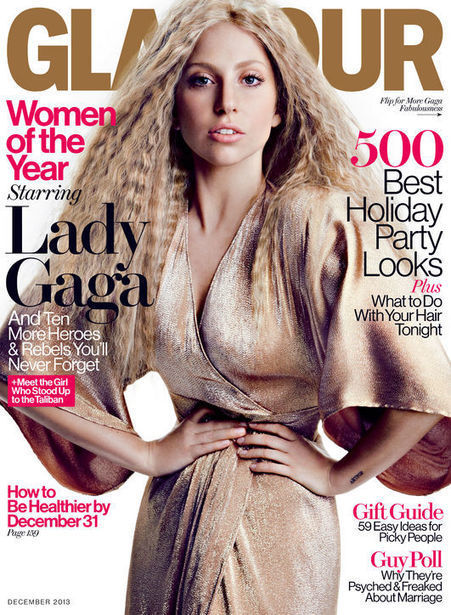 Lady Gaga is Glamour's Woman of the Year | Breathe Fashion | Scoop.it