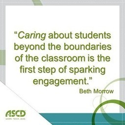 The Myth of Student Engagement | Leadership to change our schools' cultures for the 21st Century | Scoop.it