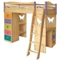 Kids Loft Beds With Desk | Home & Kitchen | Scoop.it