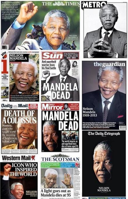 """Nelson Mandela - Mi Héroe, el legado de un líder con una filosofía """"Ubuntu""""   #HR #RRHH Making love and making personal #branding #leadership   Scoop.it"""