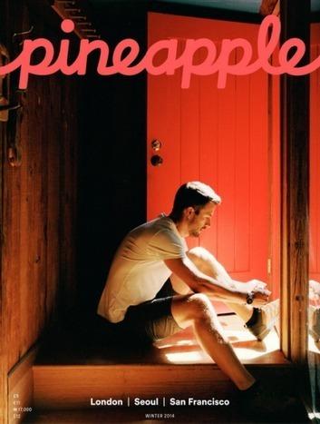 Airbnb va lancer Pinapple, son propre magazine papier | Les médias face à leur destin | Scoop.it