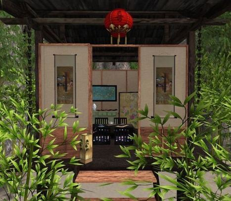 Teahouse of the August Moon | Second Life - Ethnicity | Scoop.it