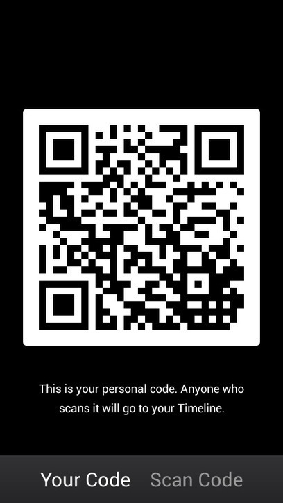 Facebook Integrates QR codes for Profiles in Apps | Technology News | Scoop.it