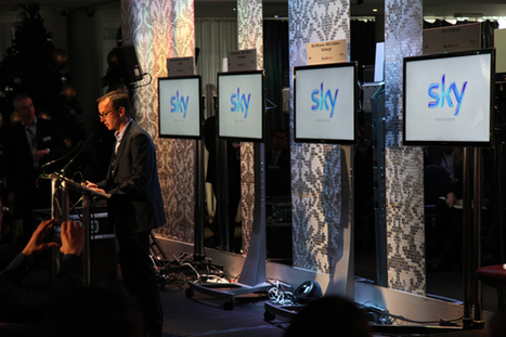 BSkyB's linear ad targeting: world first demo and full launch details | Video Breakthroughs | Scoop.it