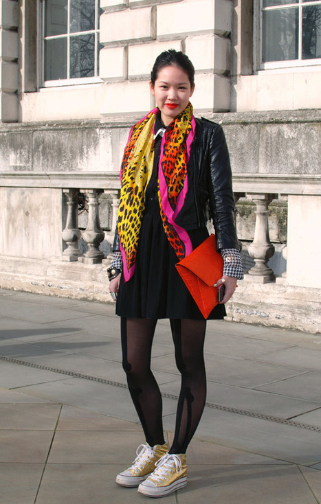 Colour... | Street Style | Scoop.it