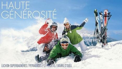 La Haute-Garonne lance sa saison de ski au cœur des Pyrénées • FlyAndGo | Gîtes de France 31 | Scoop.it