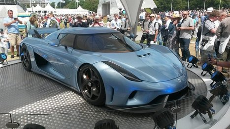 Koenigsegg: How it All Started – From RC Cars to Hypercars - GTspirit | Heron | Scoop.it