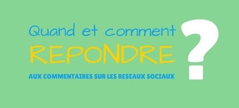 Quand et comment répondre aux commentaires sur les réseaux sociaux ? - WiziShop Blog Ecommerce | Internet world | Scoop.it