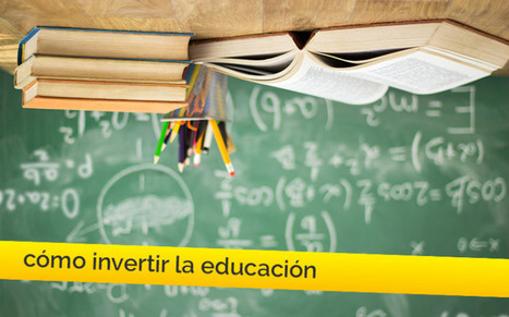 El modelo Flipped Learning y el desarrollo del talento en la escuela | ELT, ESL | Scoop.it