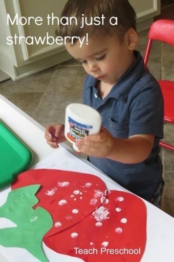 More than just a strawberry | Teach Preschool | Scoop.it