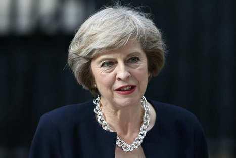 Theresa May déjà sous pression des Européens | L'Europe en questions | Scoop.it