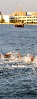 Consejos para nadar en aguas abiertas | deportes en el medio acuático | Scoop.it