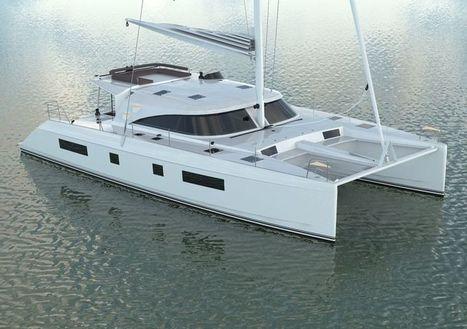 Nautitech : catamarans haut de gamme made in France. Dans le prochain Business Club   Business Club de France   Scoop.it