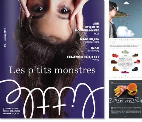 Little magazine de rentrée + Giveaway | kidZcorner | LITTLE revue de presse | Scoop.it