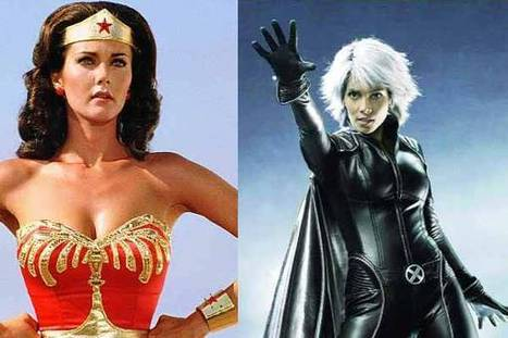 Girl Power: A look at popular female superheroes - The Times of India | Empowerment | Scoop.it