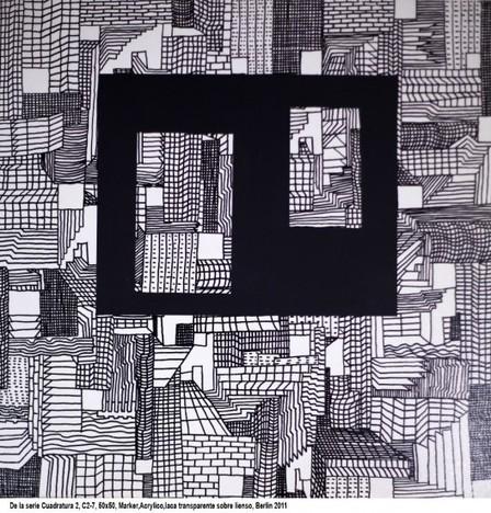 Arte y Arquitectura: Augusto Pacheco | Plataforma Arquitectura | Dibujo Técnico a través del arte. Arte a través del Dibujo Técnico. | Scoop.it