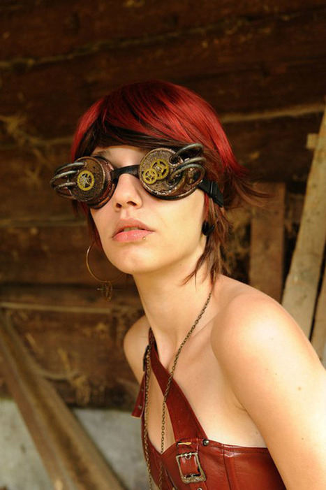Bellas chicas Steampunk « Nerdgasmo | VIM | Scoop.it