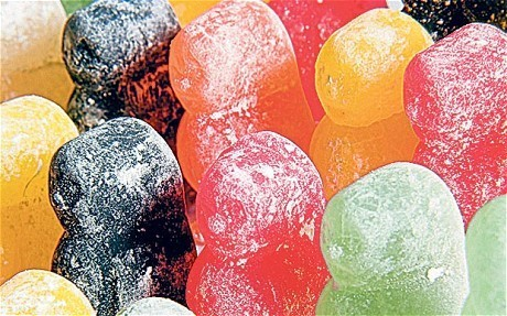 Do you fancy a jelly baby made from human DNA? - Telegraph | @FoodMeditations Time | Scoop.it