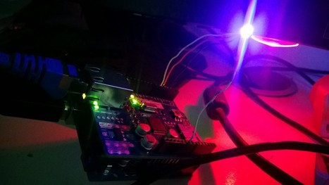 Arduino SMD RGB controller through HTTP portal (Or Web) using Ethernet Shield | Arduino, Netduino, Rasperry Pi! | Scoop.it