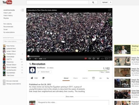 This is what the new YouTube could look like | Business in a Social Media World | Scoop.it