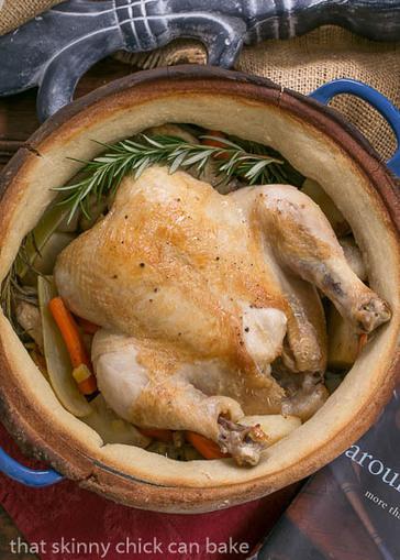 Chicken in a Pot | Dorie Greenspan recipe | Food | Scoop.it