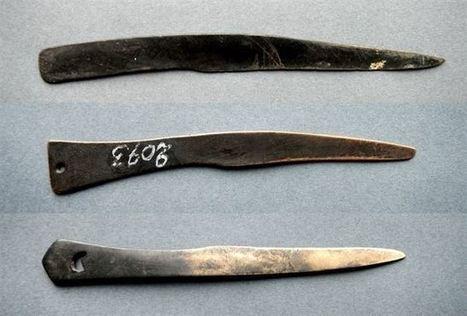 Hallan en Siberia instrumental de cirugía de hace 2.500 años | ArqueoNet | Scoop.it