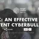 Rethink : Une solution pour lutter contre le cyber-harcèlement proposé par une adolescente | Libertés Numériques | Scoop.it