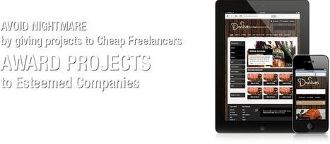Freelance web designer, Freelance design, Freelance web design, Frelance website design, Freelance websites, Web Design Freelance | Aventh Lavinge | Scoop.it