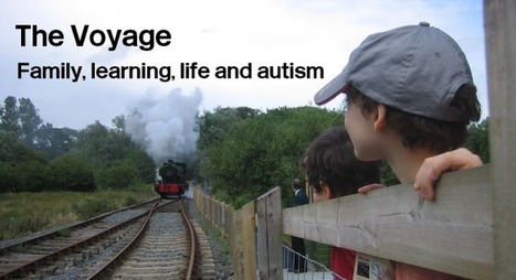 The Voyage: Please Don't Light up Blue for Autism | Autism, Technology and Education | Scoop.it