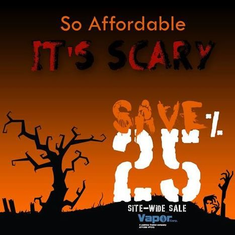 Side Wide Sale at Vapor Corp. | Fifty-One - Vapor Electronic Cigarette | Scoop.it