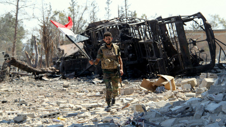 Western Hysterics As Its Criminal War In Syria Unravels | Global politics | Scoop.it