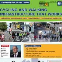 New conference: 'Cycling and Walking Infrastructure That Works' - Bike Biz | Real World Cycling | Scoop.it
