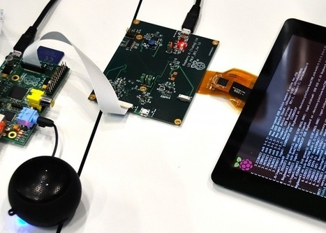 Raspberry Pi Touchscreen LCD Display Production Starting Before Years End | Raspberry Pi | Scoop.it